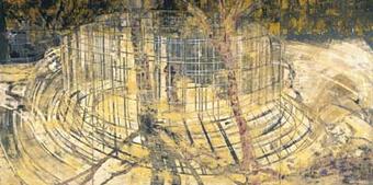 菅原健彦 「円形のジャングルジム」の画像