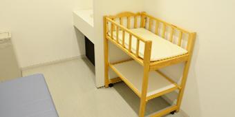 授乳室の写真