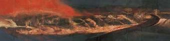中野嘉之 「野火」の画像